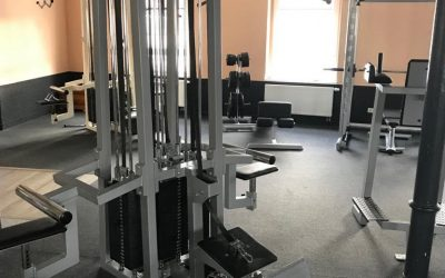 Gym 80 paket masina za snagu, jun 2019